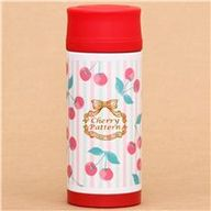 cherry thermo bottle