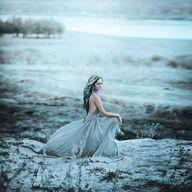 Winter queen by Taty