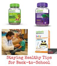 Staying Healthy Tips
