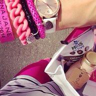 MNB bracelet love an