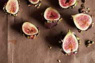 Candied Figs by @the