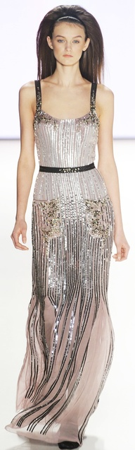 beady dress
