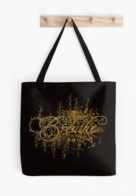 Just Breathe | Tote