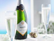 Santo Sparkling Wine