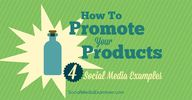 how to promote produ