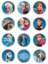 Frozen: Free Printab