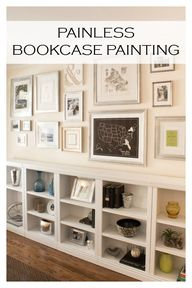 Painless Bookcase Pa