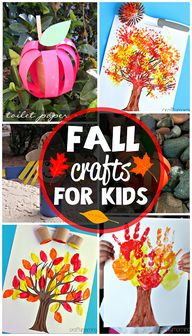 Fun Fall Crafts for...