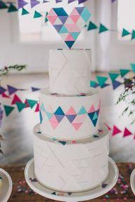 Geometric Wedding In