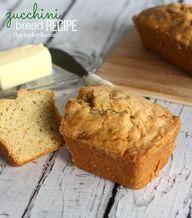 Zucchini Bread, Zucc