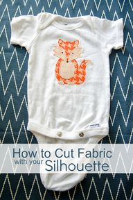 how to cut fabric wi