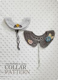 Free crochet collar