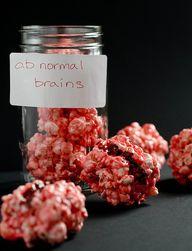 """Brainy"" Popcorn Bal..."
