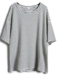 Grey Short Sleeve St