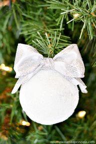 Handmade Snowball Or