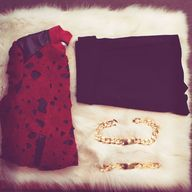 Red flower bomber an