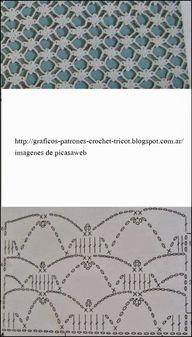 PATRONES - CROCHET -