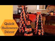 ▶ Halloween Wreaths-