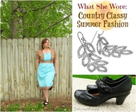 What She Wore: Summe