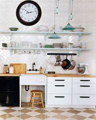 great kitchen, uniqu