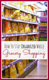 How To Stay Organize