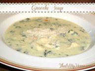 gnocchi soup recipe