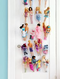 Store #Barbie dolls