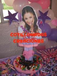 Mesa De Dulces De Violetta Para Tu Cumpleaños Infantil... - $ 2.950,00 en MercadoLibre
