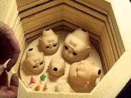 Bisque Firing Googly