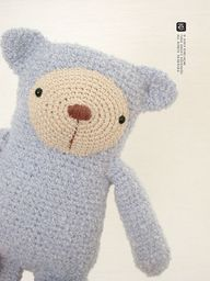 bear amigurumi #amig