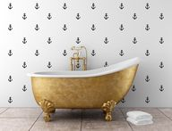 Gold Tub + Anchor De