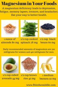 #Magnesium and why y