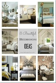 8 Beautiful Bedroom