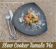 Slow Cooker Tamale P