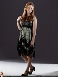 Ginny Weasley...