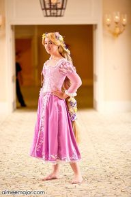 Rapunzel Costume by