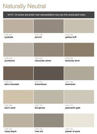 paint colors benjami