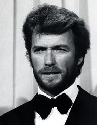 Clint Eastwood with