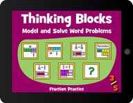 Thinking Blocks Frac