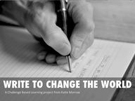 Write to Change the