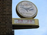 E. Higgs Air Agency