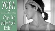 """Yoga For Daily Neck..."