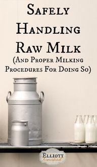 Safely Handling Raw