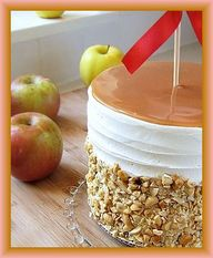 Toffee Apple Cake --