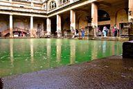 Bath UK Roman Ruins