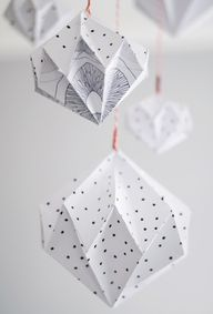 #DIY #Paper #diamond