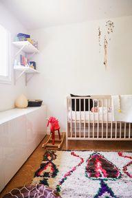 rug in nursery