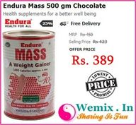 Endura Mass 500 gm C
