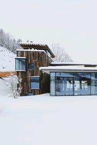 Crib in the Snow #sn