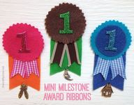 mini milestone award